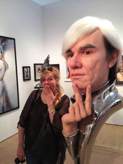 Sandra Rauch Andy Warhol