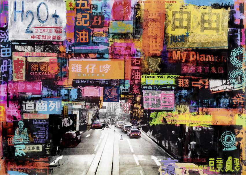 Sandra Rauch I Hong Kong Street I web