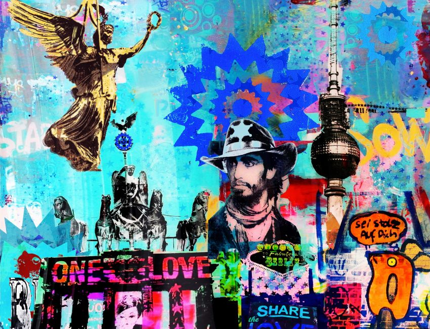 Berlin Love by Sandra Rauch